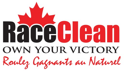 Race Clean Logo Bilingual