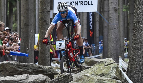 SEAN FINCHAM FINISHES 8TH ON OPENING DAY OF MOUNTAIN BIKE ...